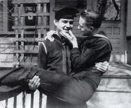 These 26 vintage photos of gay couples showing affection will melt your heart