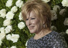 Bette Midler just tossed so much shade at Kevin Spacey it almost caused an eclipse