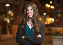 Danica Roem just became the first trans person reelected to a state legislature