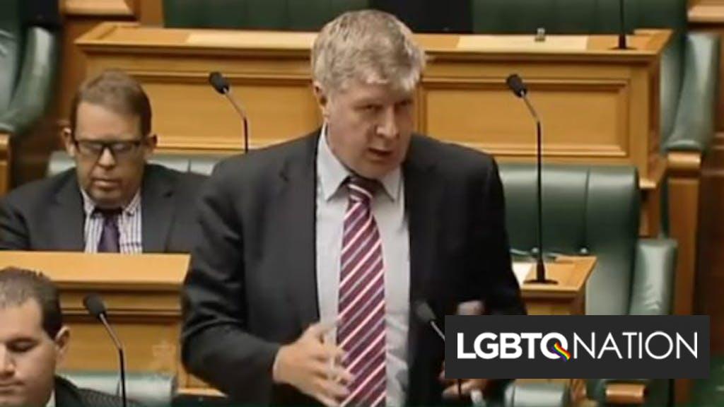 same sex marriage speech nz news in Levy