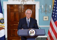 Secretary of State Rex Tillerson observes Transgender Day of Remembrance