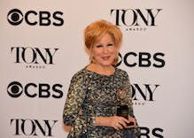 Bette Midler: Geraldo Rivera drugged & groped me