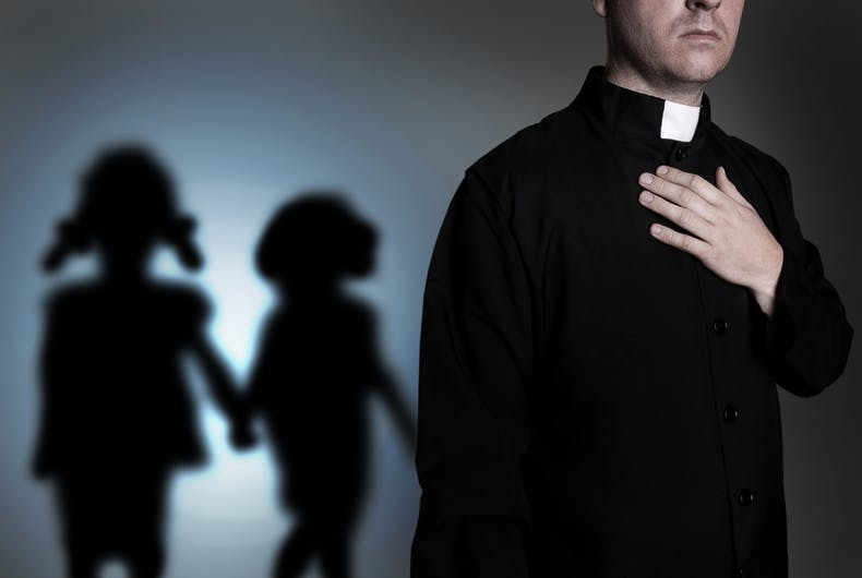If Trump wants to 'protect our kids,' why isn't he banning priests instead of migrants?