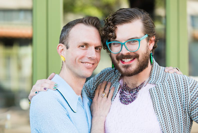 Gay guys dating vinkkejä