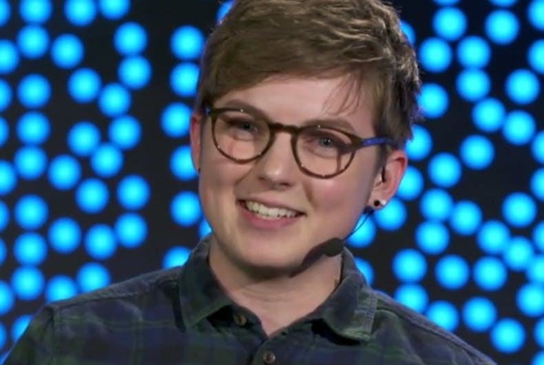 This guy breaks down everything you need to know about transgender people
