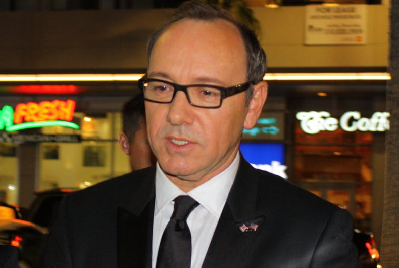 Scotland Yard opened an investigation into Kevin Spacey