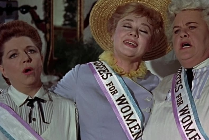 Right wing pundit: Trans candidates won this week because men allowed women to vote