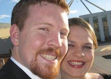 Christian couple who vowed to divorce if Australia passed marriage equality was full of it