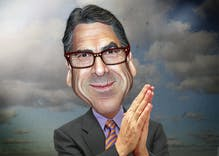 Rick Perry just claimed fossil fuels prevent rape & cemented his reputation as an idiot