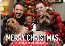 These LGBTQ family holiday cards will warm your heart