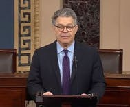 Senator Al Franken announces he will resign amid sexual misconduct allegations