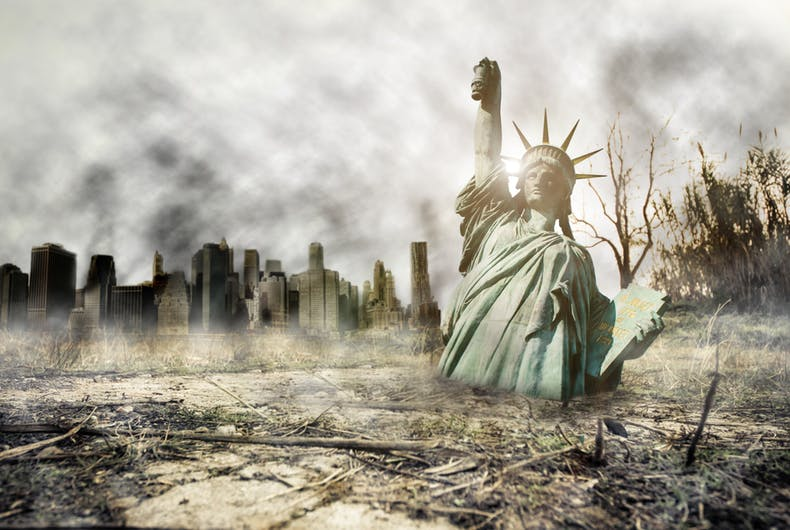 Will Trump issue a 'Day of Repentance' proclamation to prevent Armageddon?