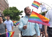 Out New York City city council member Corey Johnson will be next Speaker