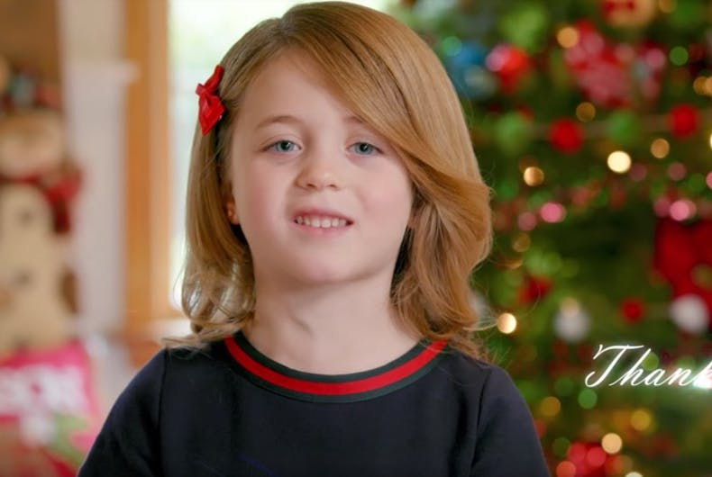 Political group runs ads thanking Trump for 'letting us say Merry Christmas again'