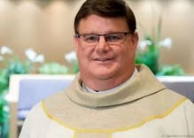 This gay priest came out at mass & got a standing ovation