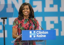 "Rightwing pundits are now saying Michelle Obama is a trans woman with ""a swinging you-know-what"""