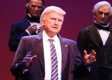 Disney World's animatronic Donald Trump has arrived & it is as horrible as you'd imagine