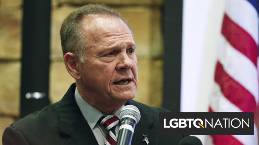 """Roy Moore calls coronavirus measures """"tyranny"""" from politicians who don't """"trust in God"""""""