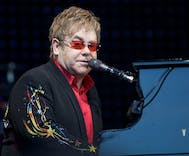 Elton John announces he is retiring from touring after nearly 50 years