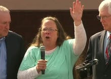 Kim Davis just became a Republican so she can run for re-election as county clerk
