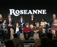 Roseanne Barr got her butt handed to her at a Television Critics Association panel