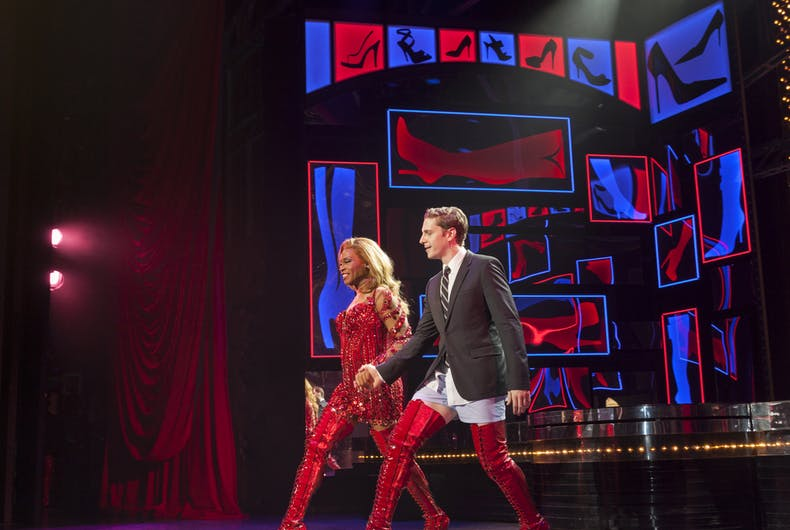 This mother's letter to the cast of 'Kinky Boots' will give you hope for our kids