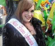 The founder of the Miss Trans America pageant was murdered