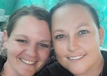 Man who allegedly raped & burned a lesbian couple alive claims he was their 'friend'