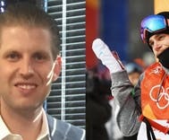 Eric Trump is disgusted Gus Kenworthy threw shade at 'beautiful, elegant' Ivanka
