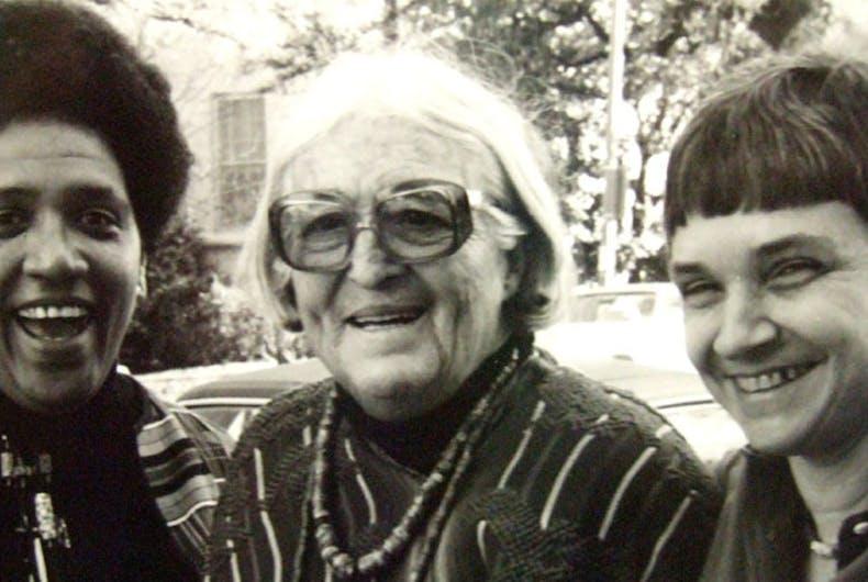 Audre Lorde, Meridel Lesueur, and Adrienne Rich
