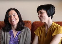 Lesbian foster parents sue after being told they don't 'mirror the holy family'