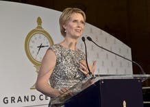Cynthia Nixon may never be governor, but she's already changed NY politics