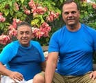 This gay couple died together when the Miami bridge collapsed