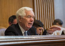 Mississippi Senator Thad Cochran is retiring. Here's why we won't miss him.