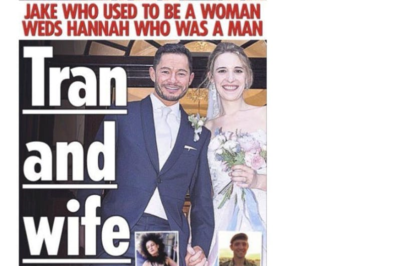 the sun transgender cover