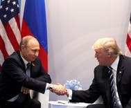 Trump gave Putin the green light on LGBT persecution this week