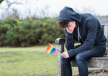 Is it OK to out queer students to their parents if they're being bullied at school?
