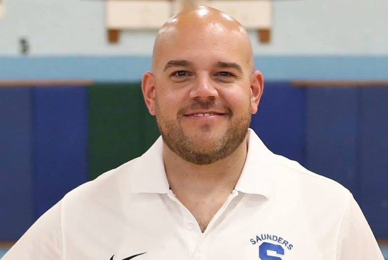 Two high school coaches suspended over an LGBTQ charity basketball game
