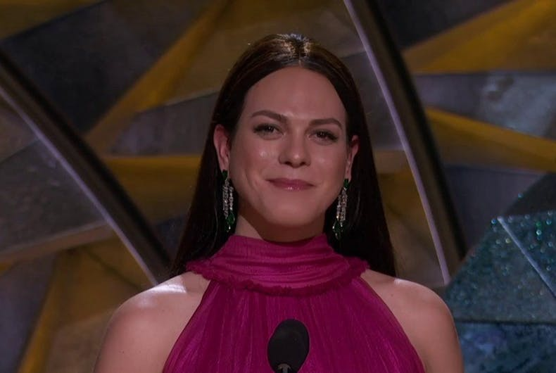 8 amazingly queer moments from the Oscars