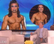 Ellen constructs Adam Rippon's dream man