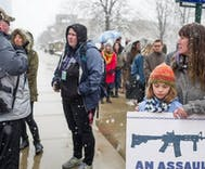 Why do people keep comparing the fight for gun reform to the struggle for marriage equality?
