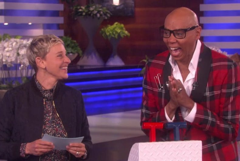 RuPaul is getting a daytime talk show