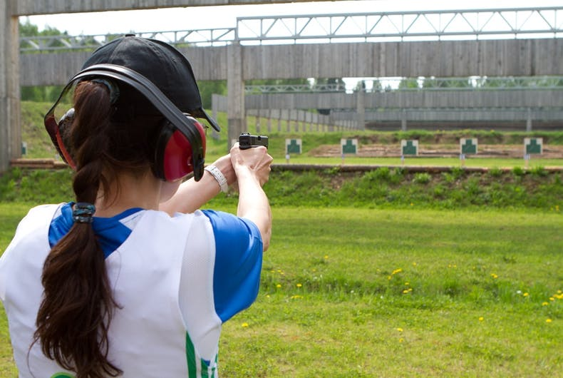 This Christian university now offers students a gun range