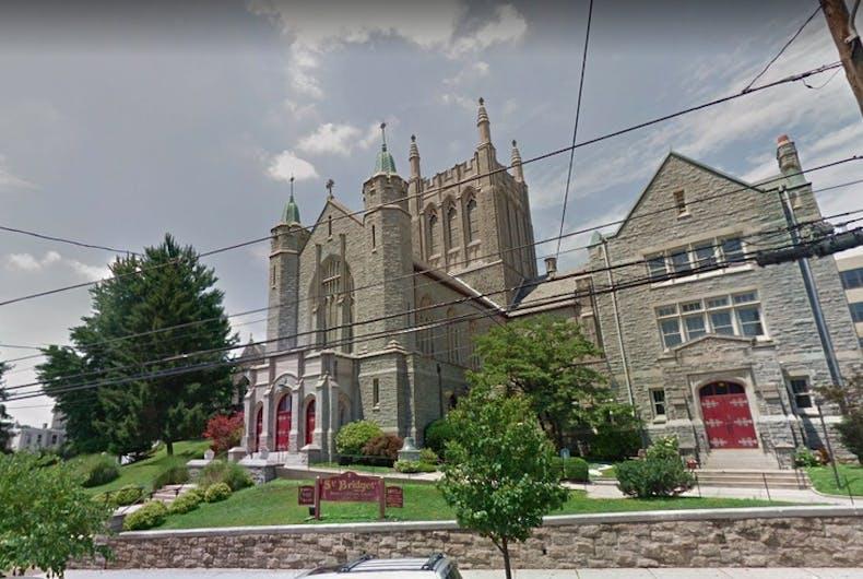 st bridget catholic church
