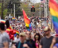 3000 people showed up to celebrate Pride in the Mississippi town that banned it