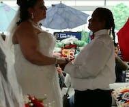 These women got married at a Walmart