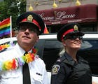 Pride in Pictures 2012: Police & Pride