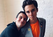 Are Parkland survivors David Hogg & Cameron Kasky going to prom together?