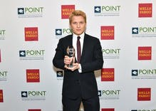 Ronan Farrow comes out at LGBT award ceremony