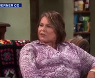 Roseanne finally breaks with Trump… over her ratings
